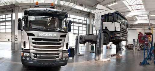 ремонт Scania